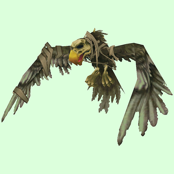 Undead Eagle Pet Look Petopia Hunter Pets In The World Of Warcraft
