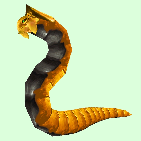 Gold Worm