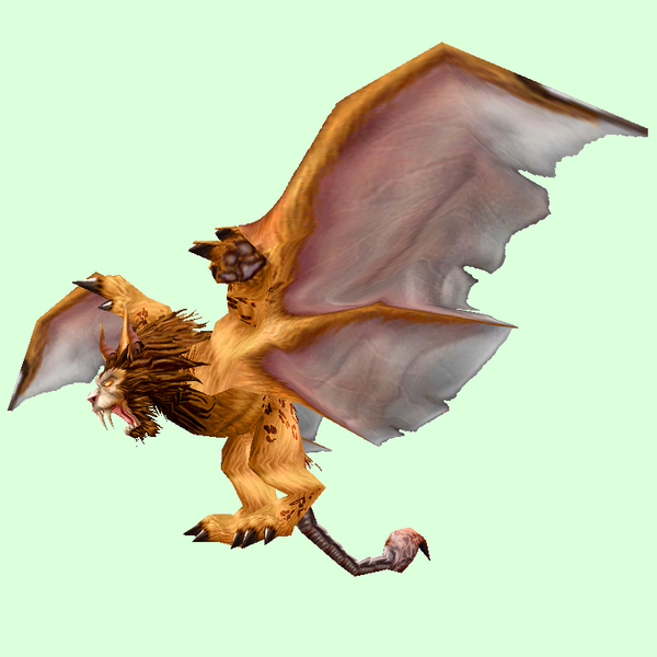 Brown Wyvern Pet Look Petopia Hunter Pets In The World Of Warcraft