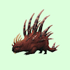 Red Porcupine