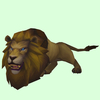 Maned Lion