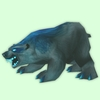 Blue Ghost Bear