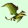Green Plated Chimaera