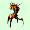 Orange & Black Ravager