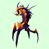 Orange & Purple Ravager
