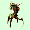 Green & Crimson Ravager