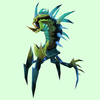 Green & Blue Dire Ravager