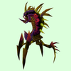 Green, Purple & Rose Dire Ravager