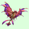 Pink & Purple Dragonhawk