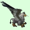 Grey Grand Gryphon