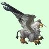 Light Grey Grand Gryphon