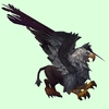 Maroon-Grey Grand Gryphon