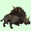 Grey-Brown  Draenor Boar