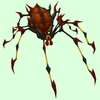 Red & Yellow Spider