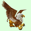 Brown Gryphon