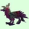 Green & Red Hippogryph