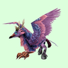Purple Hippogryph