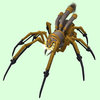 Gold Mechanical Spider