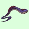 Purple Aqir Serpent