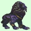 Purple Armored Stone Quilen