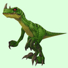 Green Draenor Raptor
