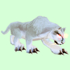 Albino Mystic Cat