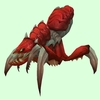 Rugged Red Silithid