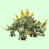Light Green Stegodon